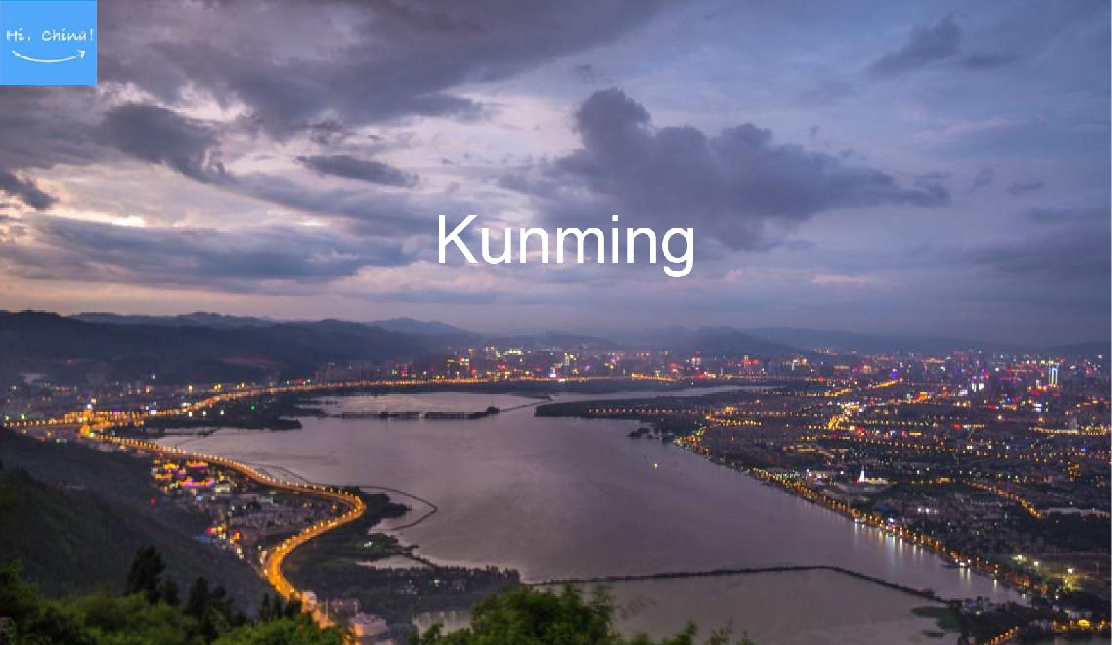 Hi,China Kunming