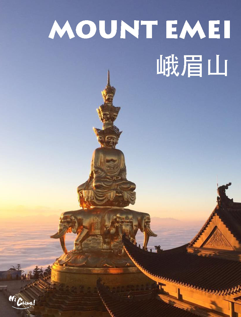 Hi,China  Mount Emei