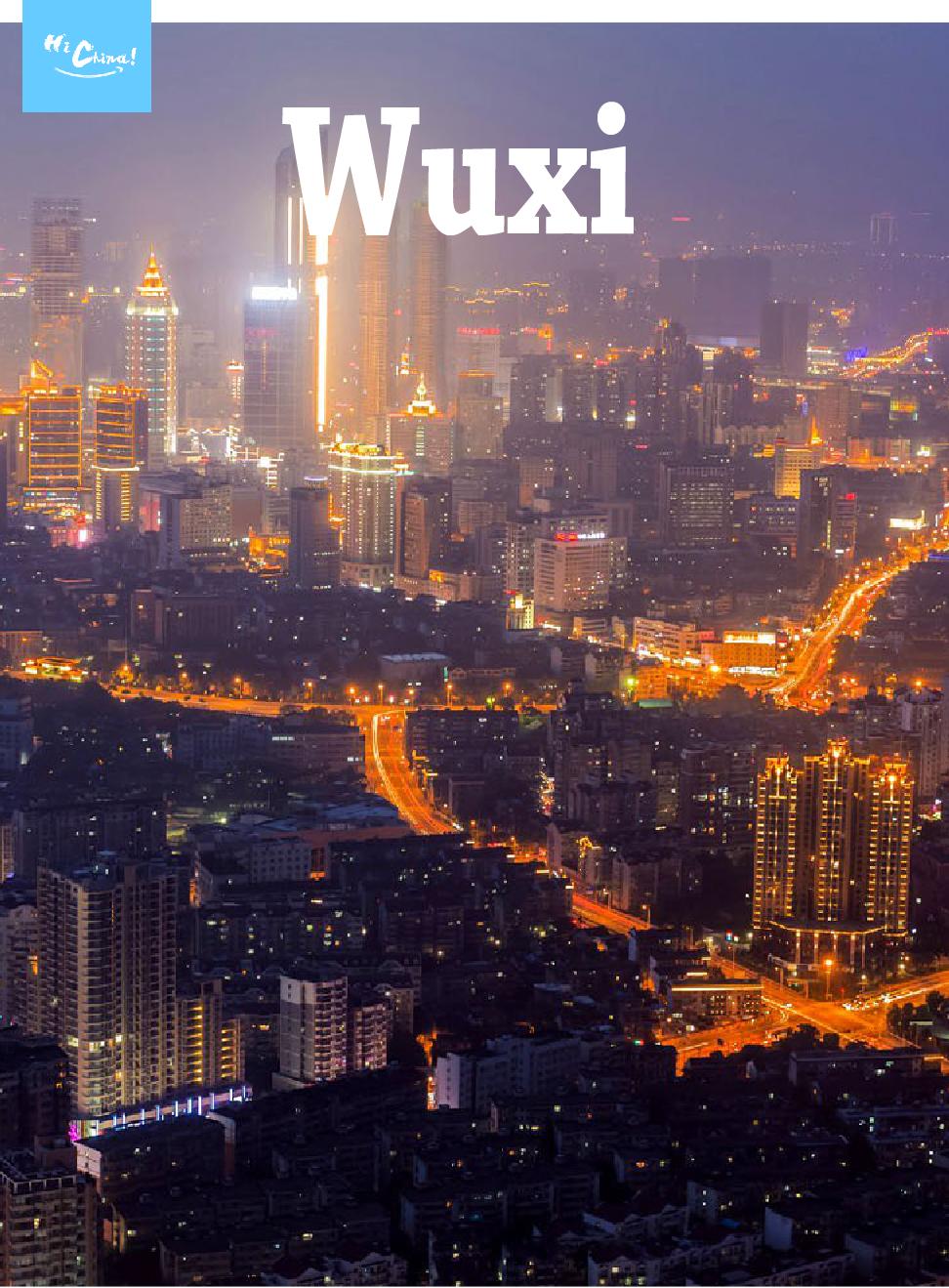 Hi,China  Wuxi