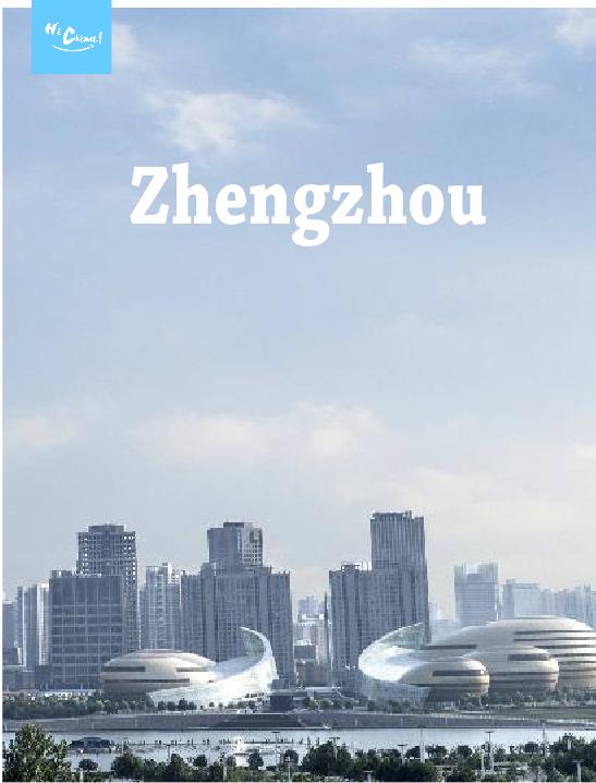 Hi,China  Zhengzhou