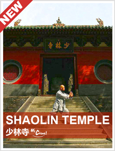 Hi,China  Shaolin Temple