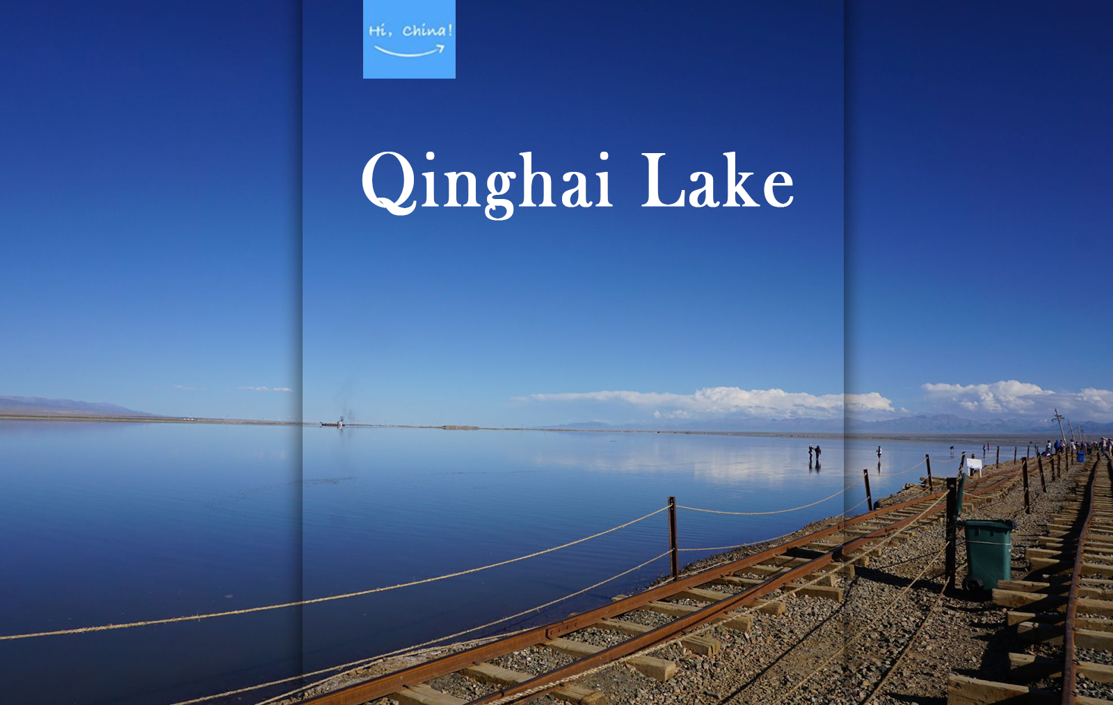 Hi,China Qinghai Lake
